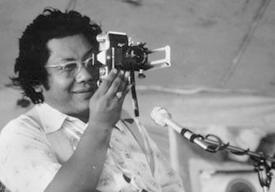 chogyam with camera